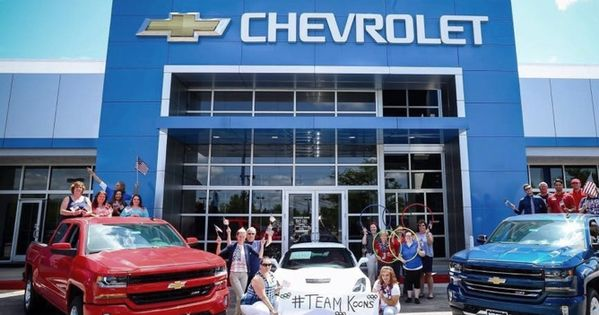 Chevy New Used Car Inventory At Chevrolet Dealership Houston