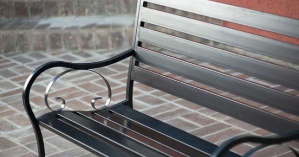 Decora esos espacios de tu hogar con bancas muebles for Muebles para patio