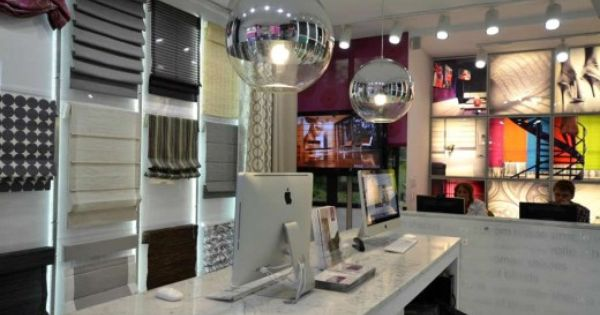 Retail Shop Interior Design Ideas I Like The Wall Behind