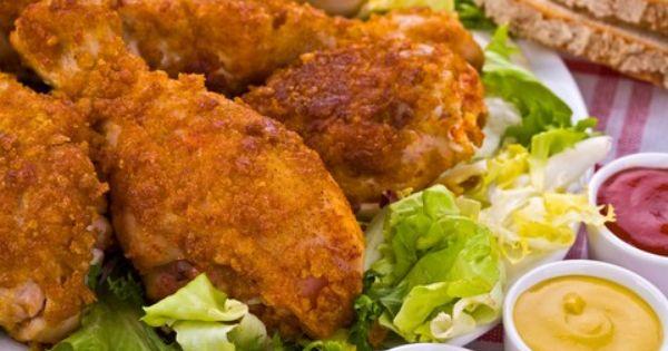 البيت السعيد طريقة عمل دجاج البروست المقرمش Fried Chicken Recipe Easy Easy Fried Chicken Chicken Recipes