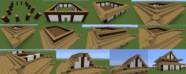 Japanese Building Style In Minecraft Minecraft Guides Cool Minecraft Creations Minecraft Designs Minecraft Japanese House