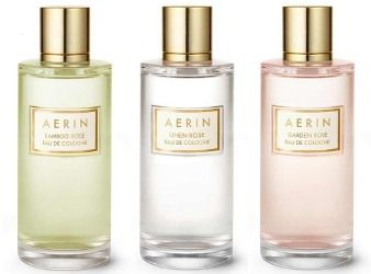 Aerin Bamboo Rose Linen Rose And Garden Rose Perfume Fragrance Aerin Beauty