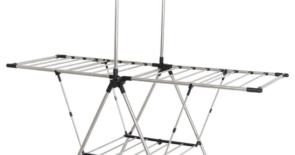 costco clothes drying rack 20 sturdy fits so much la mia moda pinterest clothes. Black Bedroom Furniture Sets. Home Design Ideas