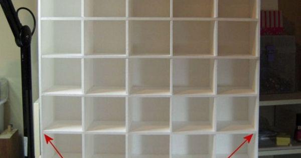 Foam Board Shelves Foam Core Board Projects Diy