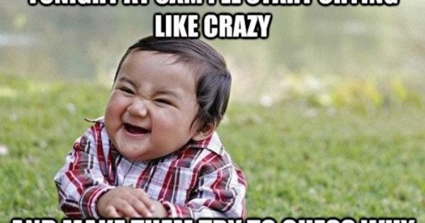 11 best baby memes of all time - Journey Into Mommyhood -