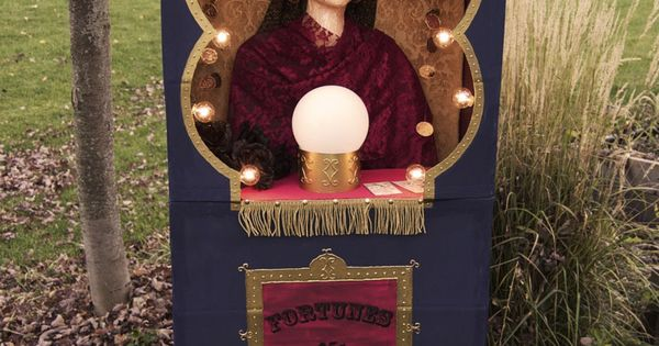 fortune teller booth halloween craft matsutake halloween pinterest fortune teller. Black Bedroom Furniture Sets. Home Design Ideas