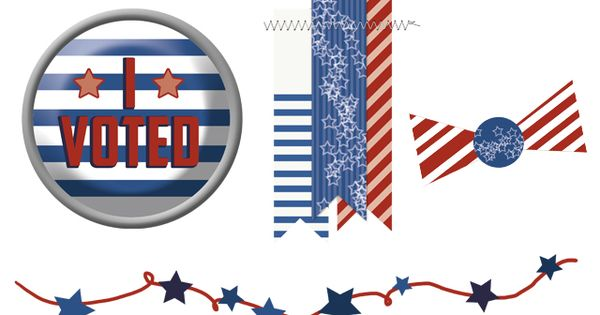 USA Election Day Freebies November 6, 2012. Get the ...