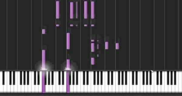 Queen We Are The Champion S Virtual Piano Cover 02 45 Mins