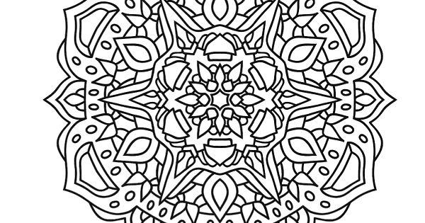 The Mandala Coloring Book By Jim Gogarty Inspire Creativity Reduce