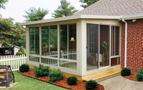 Porch Vs Deck Which Is The More Befitting For Your Home: Pin By Pamela Nix On Outside Doors