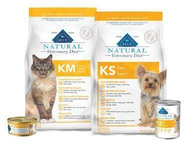 Blue Natural Veterinary Diet Ks Kidney Support Dry Dog Food 6 Lb