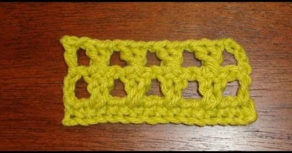 Crochet Tutorial On Dailymotion : Double crochet, Crochet videos and Crochet on Pinterest
