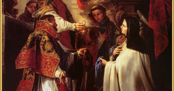Saint teresa of avila st teresa of avila saints and - Saint teresa of avila interior castle ...
