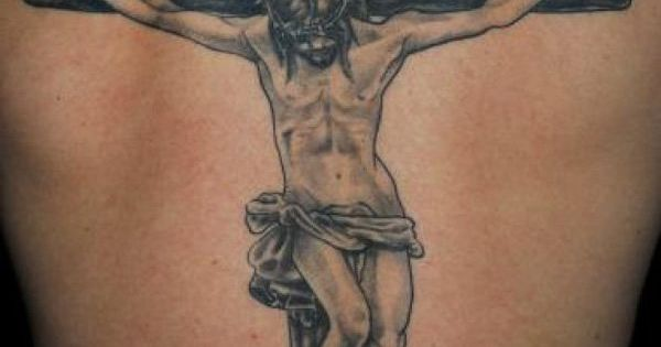 50 meaningful tattoo ideas christ crucifixion of jesus for Tattoos catholic church