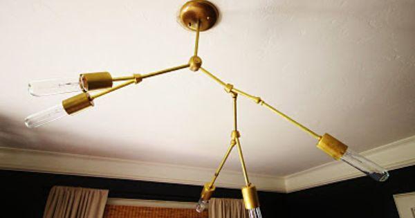 Diy Sputnik Genius Modernhaus Watch Someone Else Make