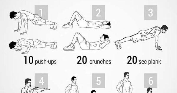 express neila rey workout