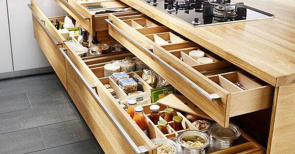 Organizadores para los cajones de la cocina organizador for Ikea organizador cajones cocina