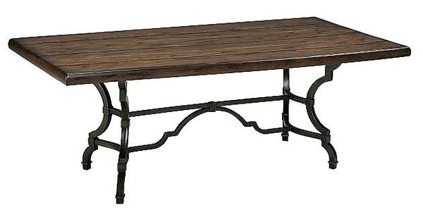 Brown Hadelyn Dining Room Table Ashley Furniture