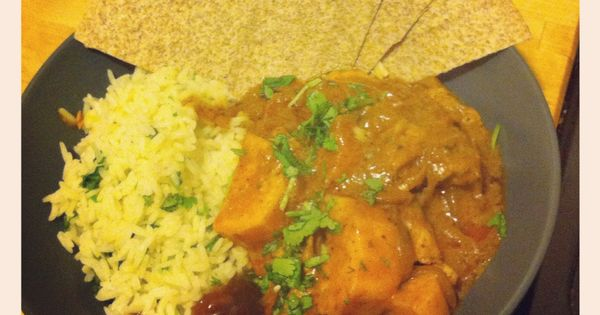 Flats, Chicken curry and Sweet on Pinterest