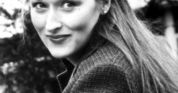 a young meryl streep My favorite actress!!
