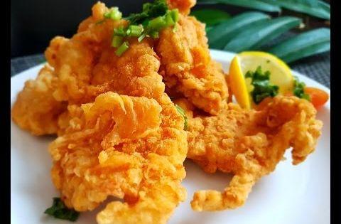 Chrispy Fried Chicken Fillet Recipe Resep Ayam Goreng Tepung Renyah Youtube In 2020 Chicken Fillet Recipes Fried Chicken Recipes