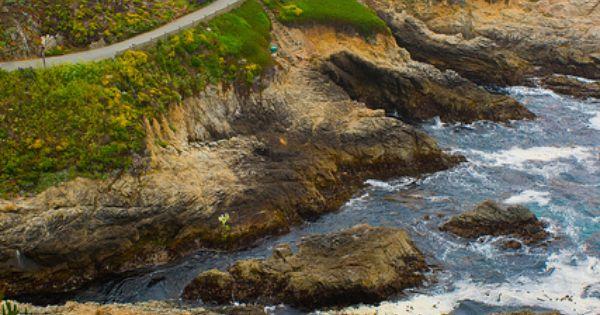 Highway 1, Carmel-by-the-Sea, CA by Gretcholi, via Flickr. July, 2011