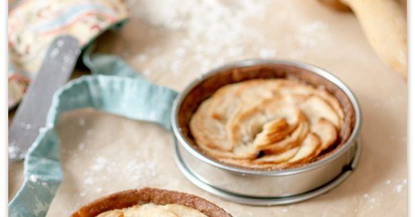 Apple tarts, Tarts and Apples on Pinterest