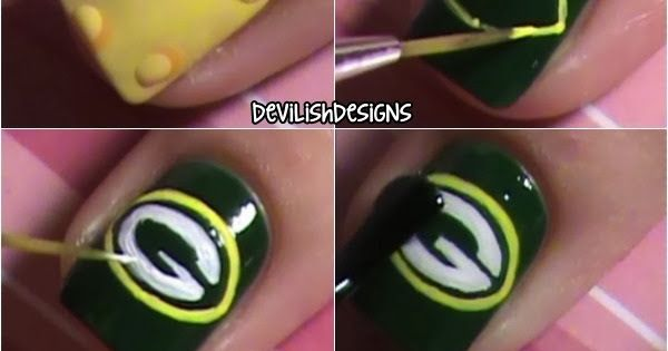 Green Bay nails