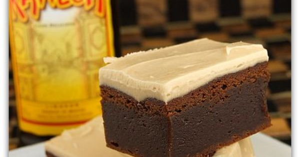 Kahlua Brownies with Browned Butter Icing: BROWNIES: 2 1/2 cups all ...