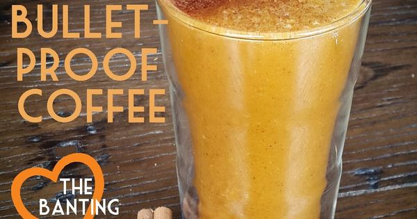 Pumpkin Spiced Bullet Proof Coffee Low Carb High Fat