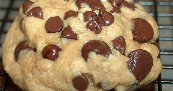 Ultra Soft Chocolate Chip Cookies I really prefer the soft cookies over