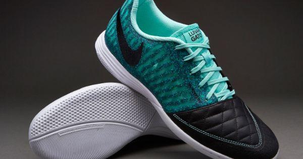 half off 460bc e02ed ... Sepatu Futsal Nike Lunargato II Black Hyper Turqoise   Sepatu Futsal  Nike Lunar Gato II ...