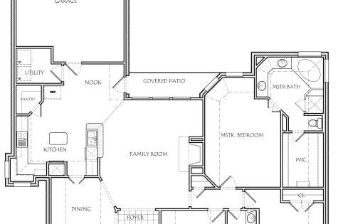 Texas House Plans This Is Pretty Cool Make Bedroom 2 My