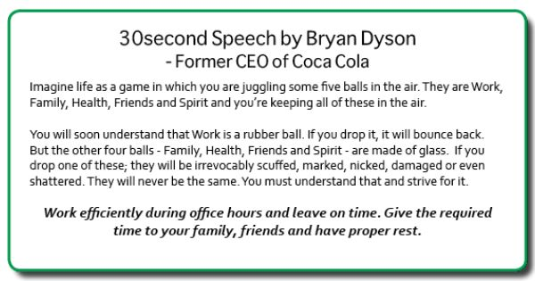 Speech by bryan dyson ceo of coca cola пылесос дайсон v8 отзывы