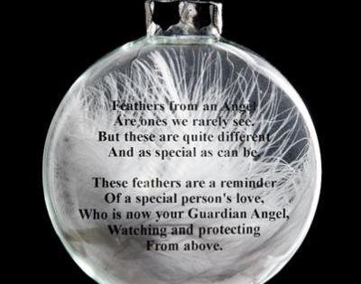 Christmas Tree Top Angels