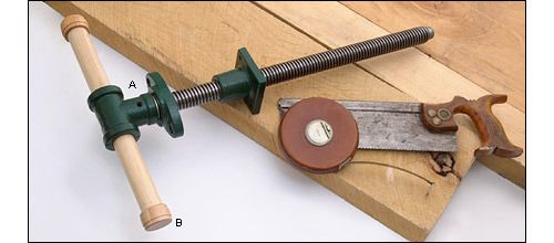 Tail Vise Screw Wood Working Shop And Other Ideas