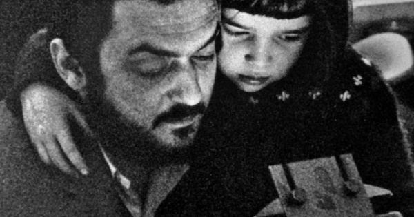 Stanley kubrick, Daughters and Olympus digital camera on Pinterest