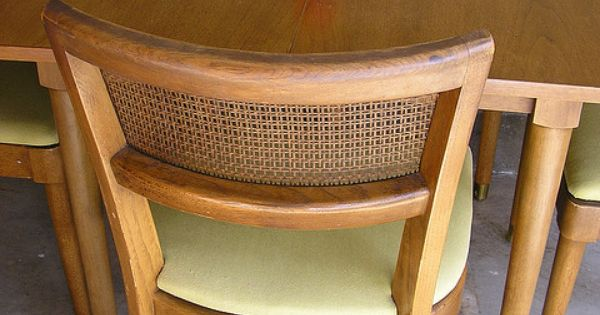 Drexel Quot Biscayne Quot Dining Set By So Sylvie Via Flickr