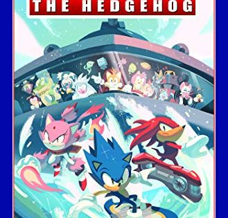 Download Pdf Sonic The Hedgehog Vol 3 Battle For Angel Island Free Epub Mobi Ebooks Sonic The Hedgehog Sonic Battle