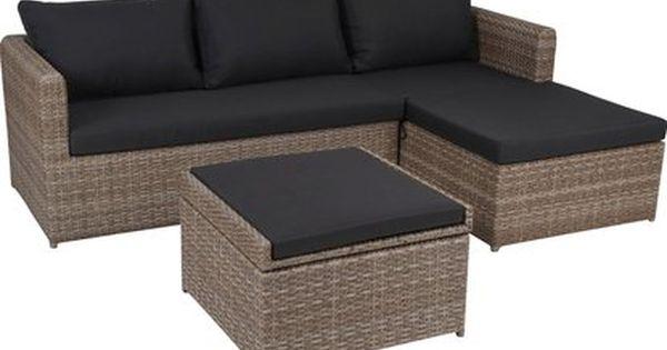 Greemotion Louisville Ulogarnitura Outdoor Sofa Furniture Outdoor Sectional