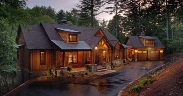 Plan 24111bg Splendid Mountain Home Plan In 2021 Mountain House Plans Floor Plans Ranch Log Homes