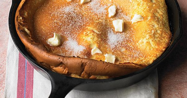 Dutch Baby Pancake, Recipe from Everyday Food, March 2009