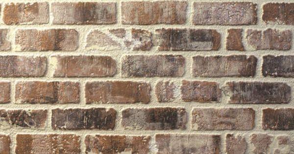 Nichiha Vintage Brick Wall Panel At Menards Brick Wall Paneling Wall Paneling Faux Brick Panels