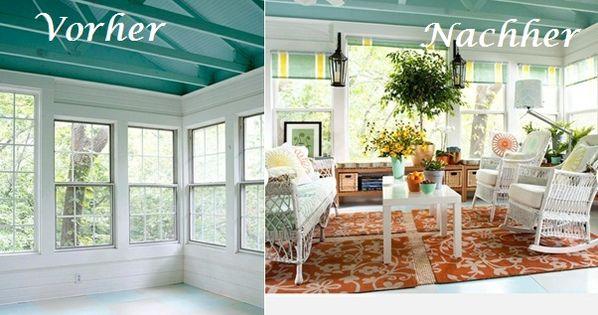 Terrasse Gestalten -10 Einrichtungsideen Für Veranda Und ... Terrasse Gestalten 10 Einrichtungsideen Fur Veranda Und Wintergarten