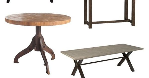 6 Dining Tables for a Warm Industrial Look Warm  : 64c73e247d02a12749f88ad63eb1a8af from www.pinterest.com size 600 x 315 jpeg 15kB