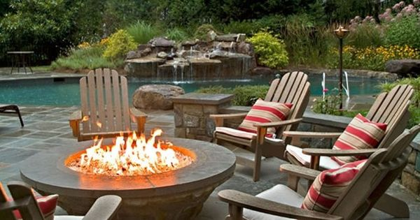 Fire Pit Chairs Fire Pit Walnut Hill Landscape Company