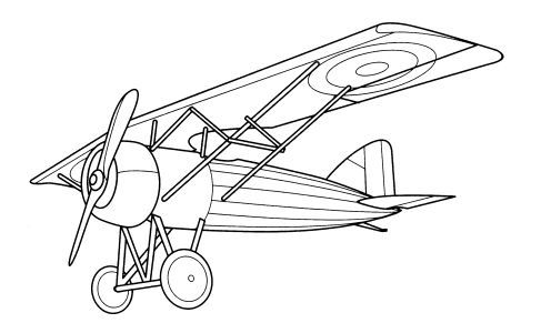 Download Airplane Coloring Pages Coloring Airplanes Airplane