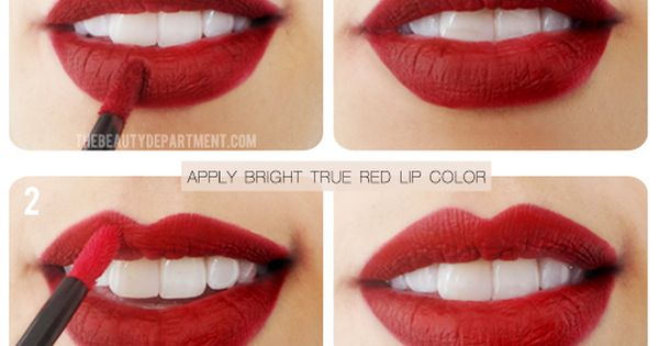 Oxblood Lip. Classic, Gorgeous! makeup beauty