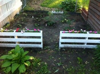 How To Make An Amazing Diy Pallet Fence Tuin Pallet Palet Tuin