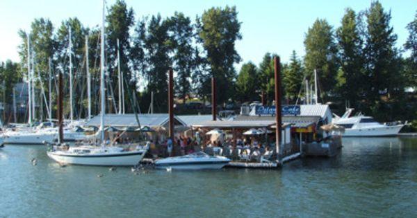 Island Cafe250 Ne Tomakhawk Island Drive Slip 22 Portland Or 97217 503 283 0362 Portland Oregon Island Oregon